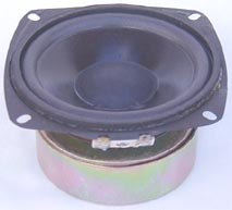 GW204S Shielded Woofer