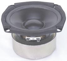 GW205/S Shielded Woofer