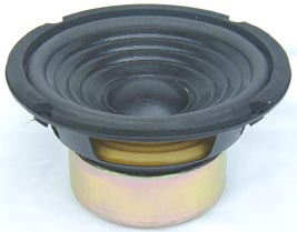 Shielded Dual Voice Coil Woofer