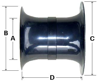Flaired Port Tube
