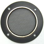 Speaker Grill with Gold Ring