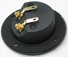 Gold Speaker